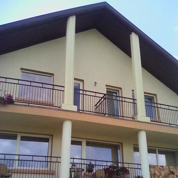 Balkono aptvėrimas